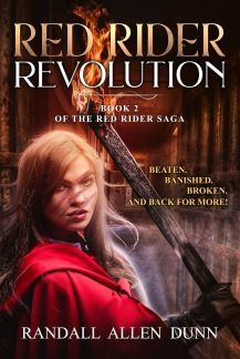 RED RIDER REVOLUTION COVER