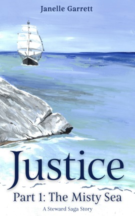 Justice the misty sea