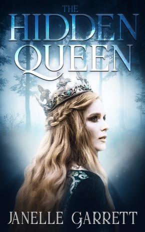 Hidden queen cover ebook